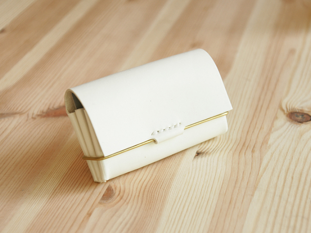 Businesscard Case Whiteの商品写真